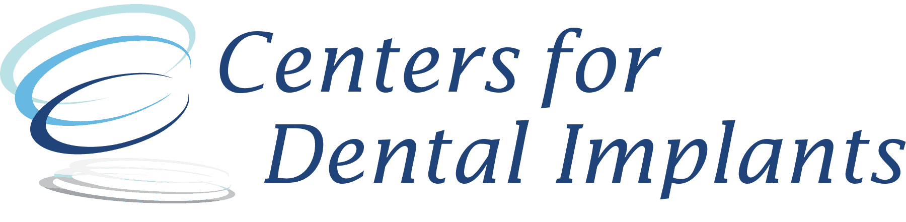 Centers For Dental Implants Logo