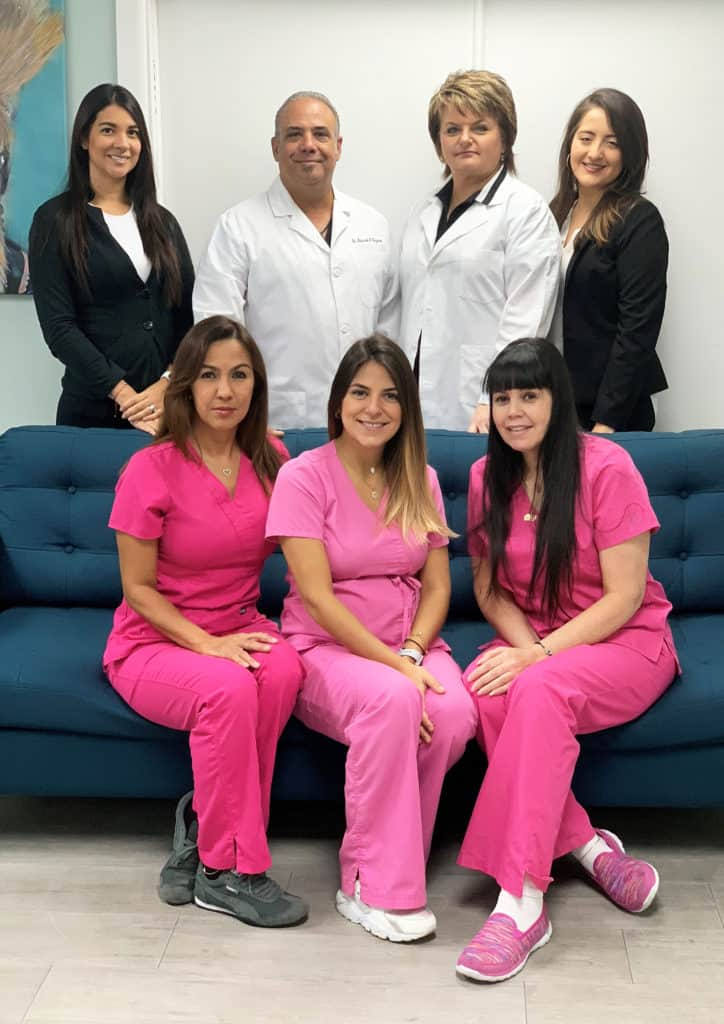 Hallandale Dental Team